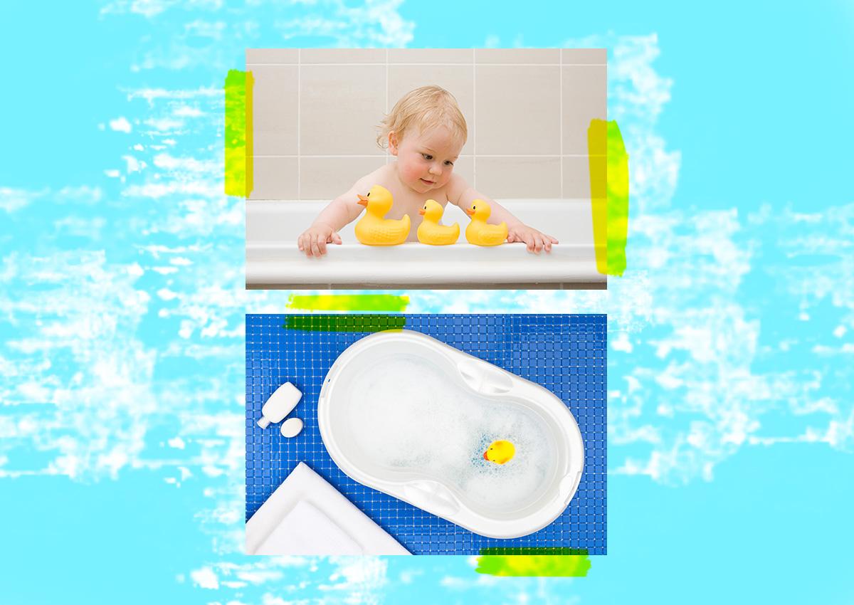 Βήμα – βήμα: Πώς θα καθαρίσεις σωστά τα παιχνίδια μπάνιου του μωρού σου