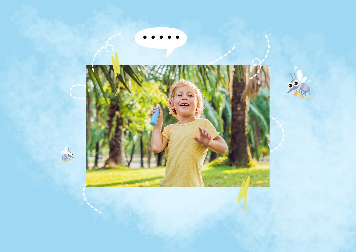 Κουνούπια: Πώς μπορείς να προστατεύσεις το παιδί σου από το τσίμπημα τους;