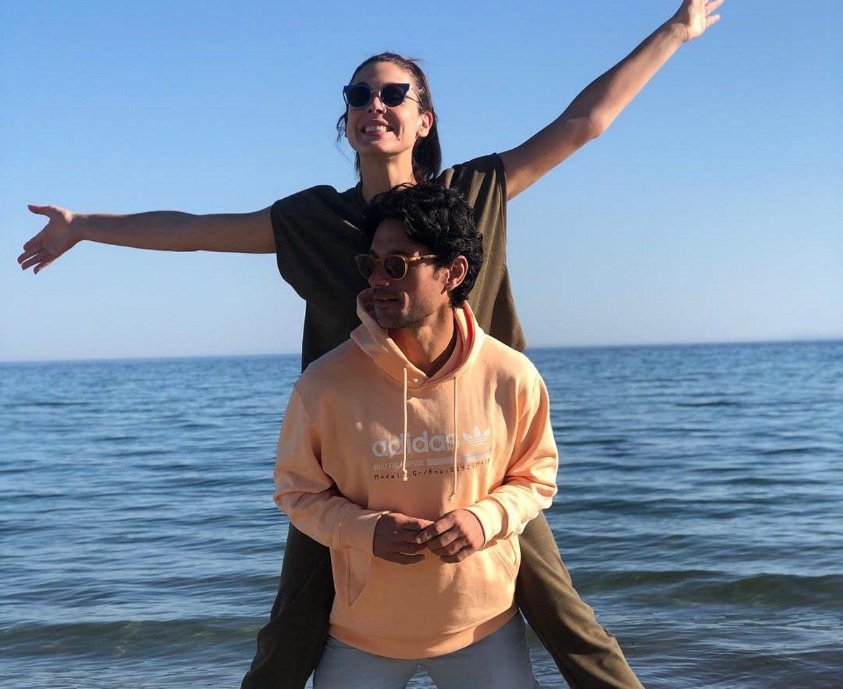 Ιωάννα Τριανταφυλλίδου – Πάνος Βλάχος: Οι διακοπές ξεκίνησαν για το ζευγάρι [pics] | tlife.gr