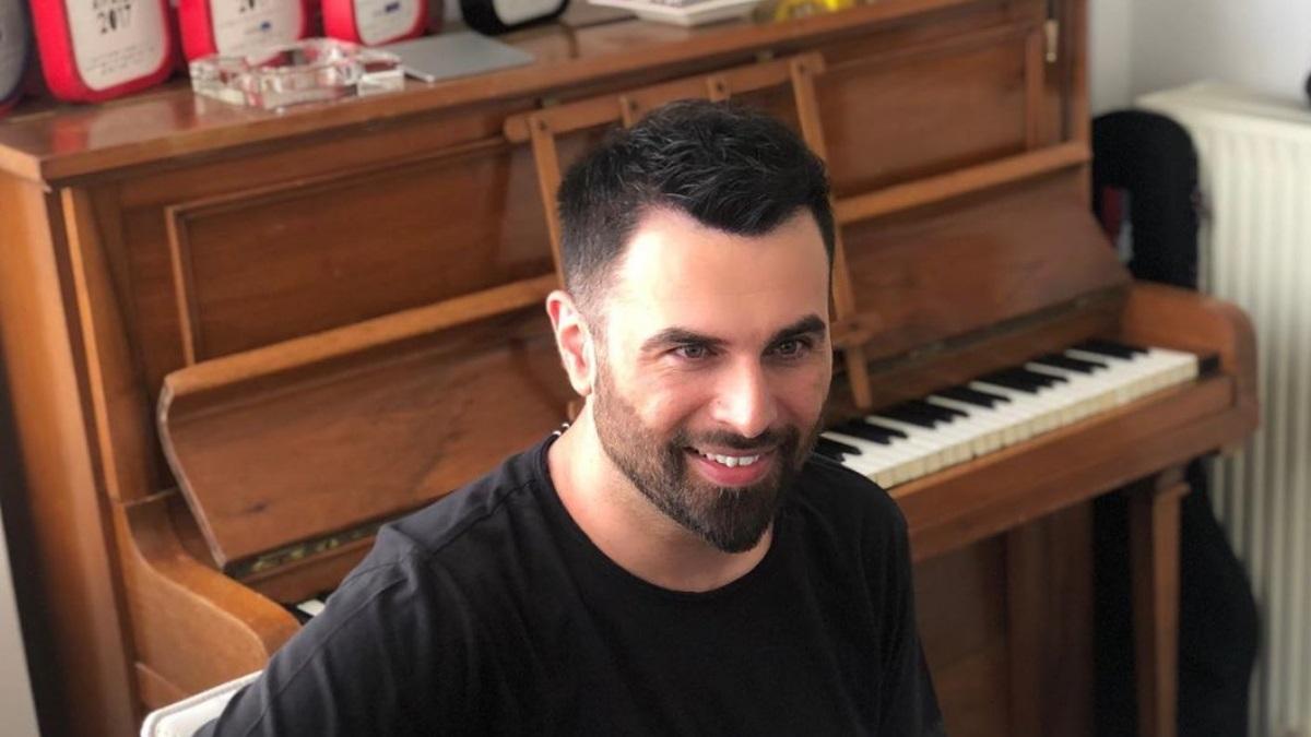 Γιώργος Παπαδόπουλος: Γιόρτασε τα δεύτερα γενέθλια του γιου του!