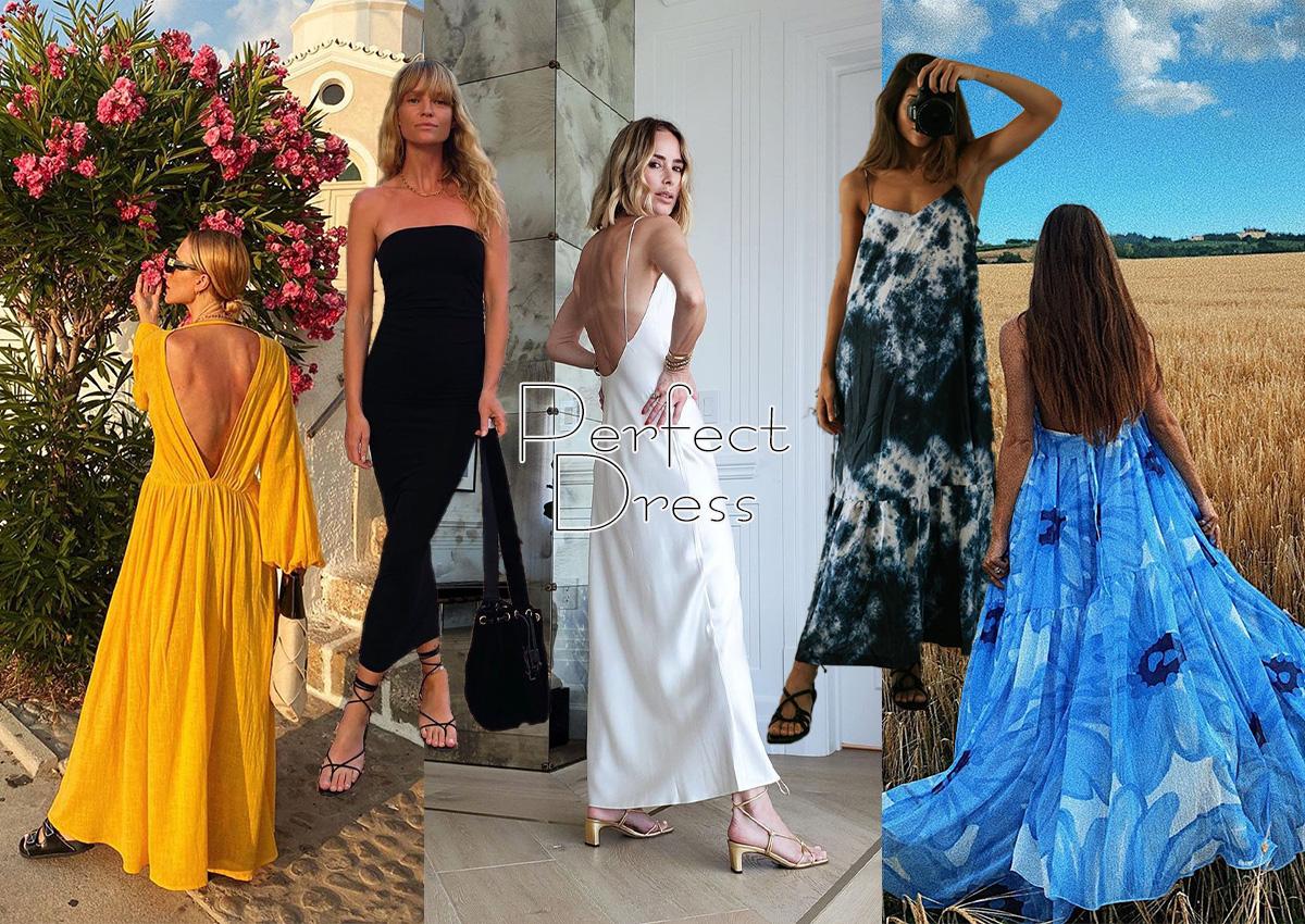 Μακριά φορέματα! Εσύ έχεις αποφασίσει τι style θα έχει το φετινό σου;