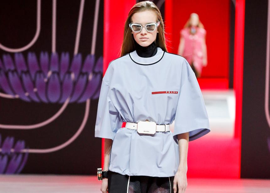 H Prada συνεργάζεται για πρώτη φορά με τον οίκο Sotheby's