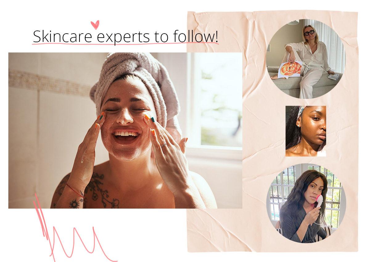 5 skincare experts που πρέπει οπωσδήποτε να ακολουθήσεις στα social media! | tlife.gr