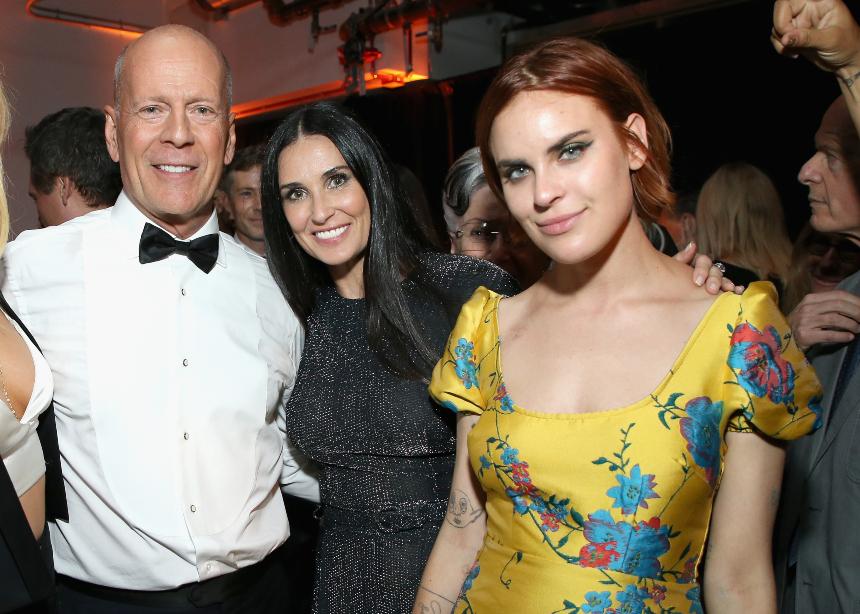 Η κόρη της Demi Moore και του Bruce Willis λανσάρει μία συλλογή με vintage στοιχεία