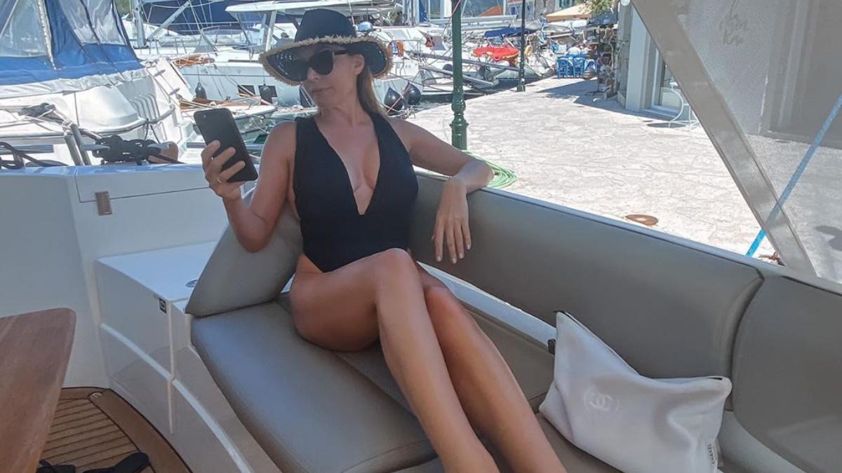 Τατιάνα Στεφανίδου: Οι υποβρύχιες φωτογραφίες που έβγαλε στις διακοπές της είναι εντυπωσιακές!