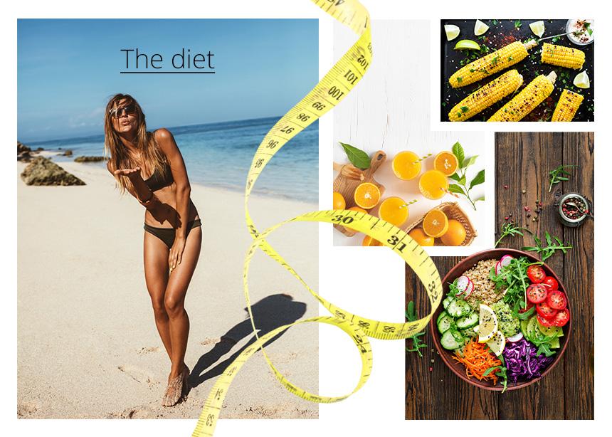 Δίαιτα: Το μενού που θα σε αδυνατίσει πριν το ημερολόγιο δείξει… Αύγουστο!