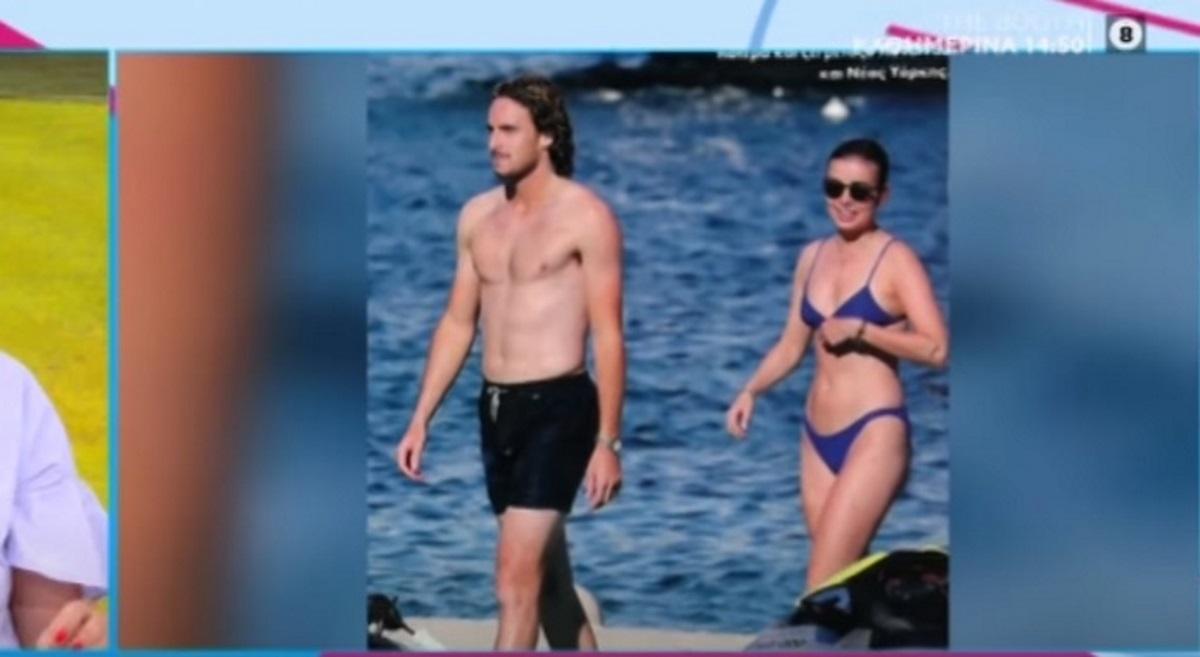 Στέφανος Τσιτσιπάς: Ερωτευμένος με την σύντροφό του, Θεοδώρα Πεταλάς στην Μύκονο! Video