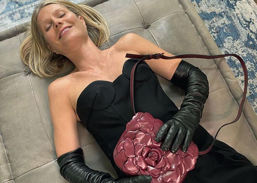 Gwyneth Paltrow, Naomi Campbell και άλλοι διάσημοι ποζάρουν σπίτι τους για την νέα Valentino καμπάνια