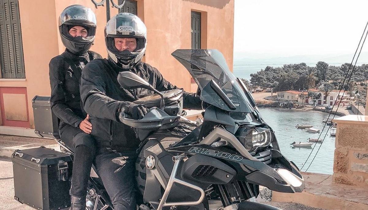 Τζώνη Καλημέρης – Χριστίνα Κοντοβά: Ταξιδεύουν από νομό σε νομό και χαίρονται το ξεχωριστό καλοκαίρι τους [pics]