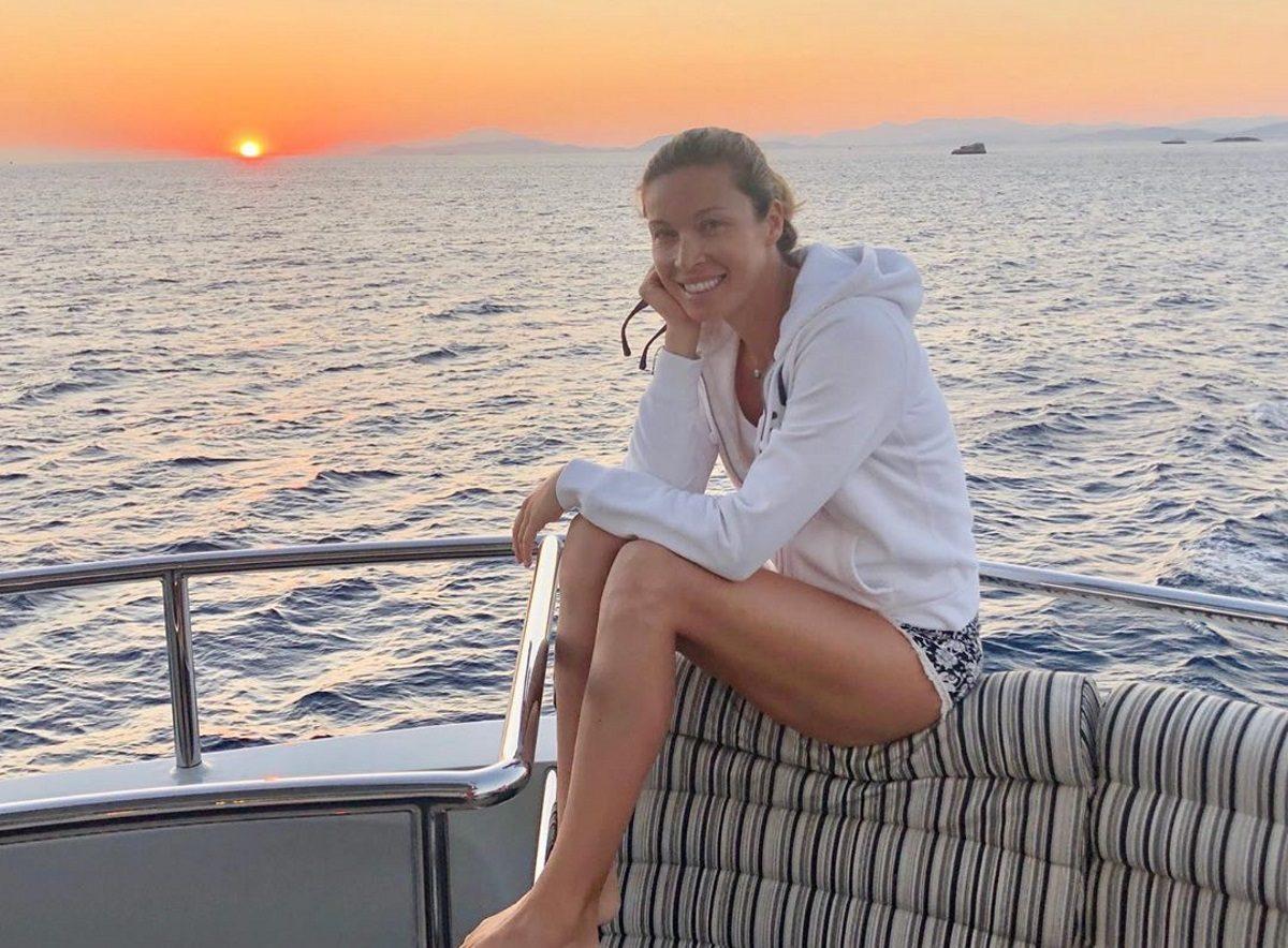 Μαριέττα Χρουσαλά: Απολαμβάνει το tour στο Ιόνιο μαζί με την οικογένειά της [pics]   tlife.gr