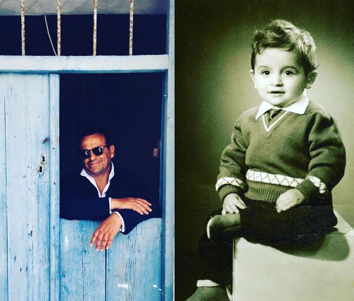 """Βασίλης Ζούλιας: Έχει γενέθλια και θυμάται τα παιδικά του χρόνια! """"57, ποιος το περίμενε ότι θα έφθανα τόσο μακριά""""!"""