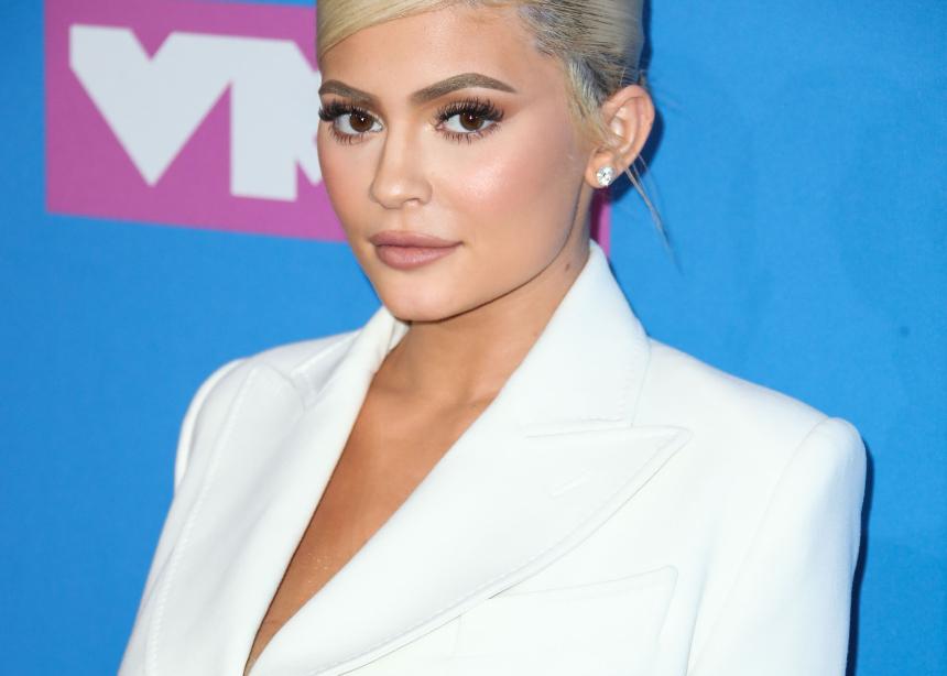 Δεν θα πιστεύεις τι φόρεσε η Kylie Jenner  για να πάει στο…γραφείο!