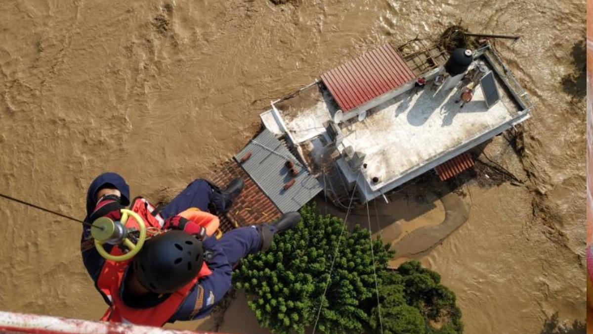 Ανείπωτη τραγωδία στην Εύβοια – Στους 5 οι νεκροί από τις πλημμύρες