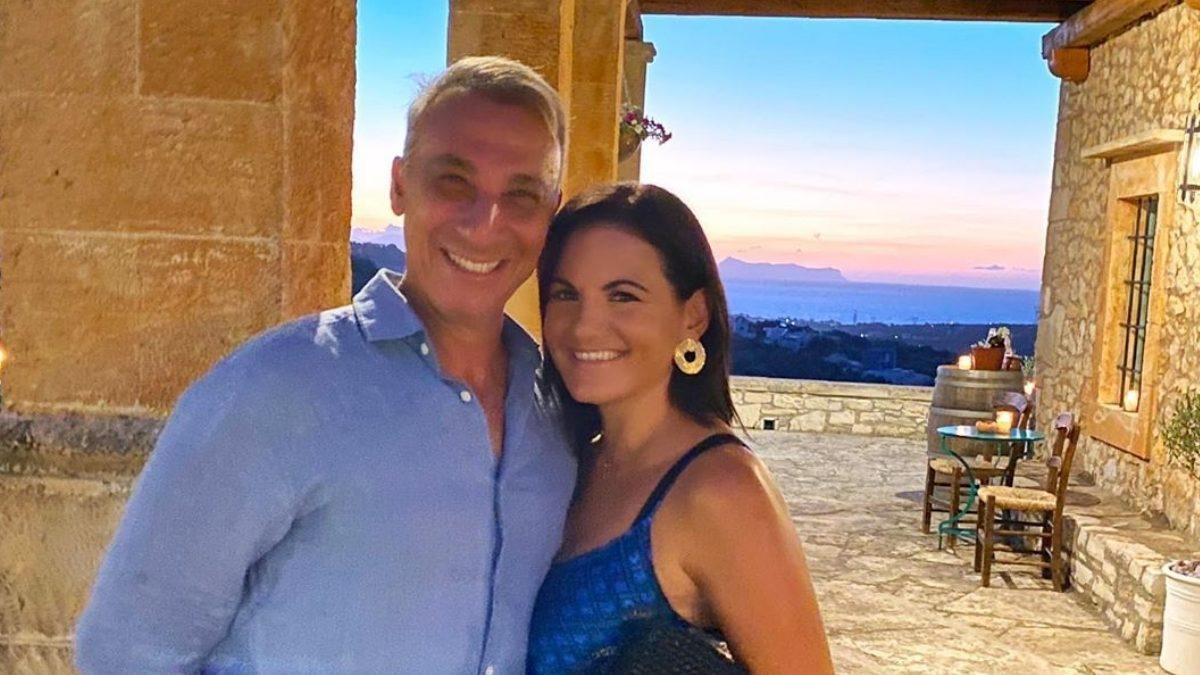 Η Όλγα Κεφαλογιάννη και ο Μίνως Μάτσας περνούν το πρώτο καλοκαίρι μαζί στην Κρήτη! | tlife.gr