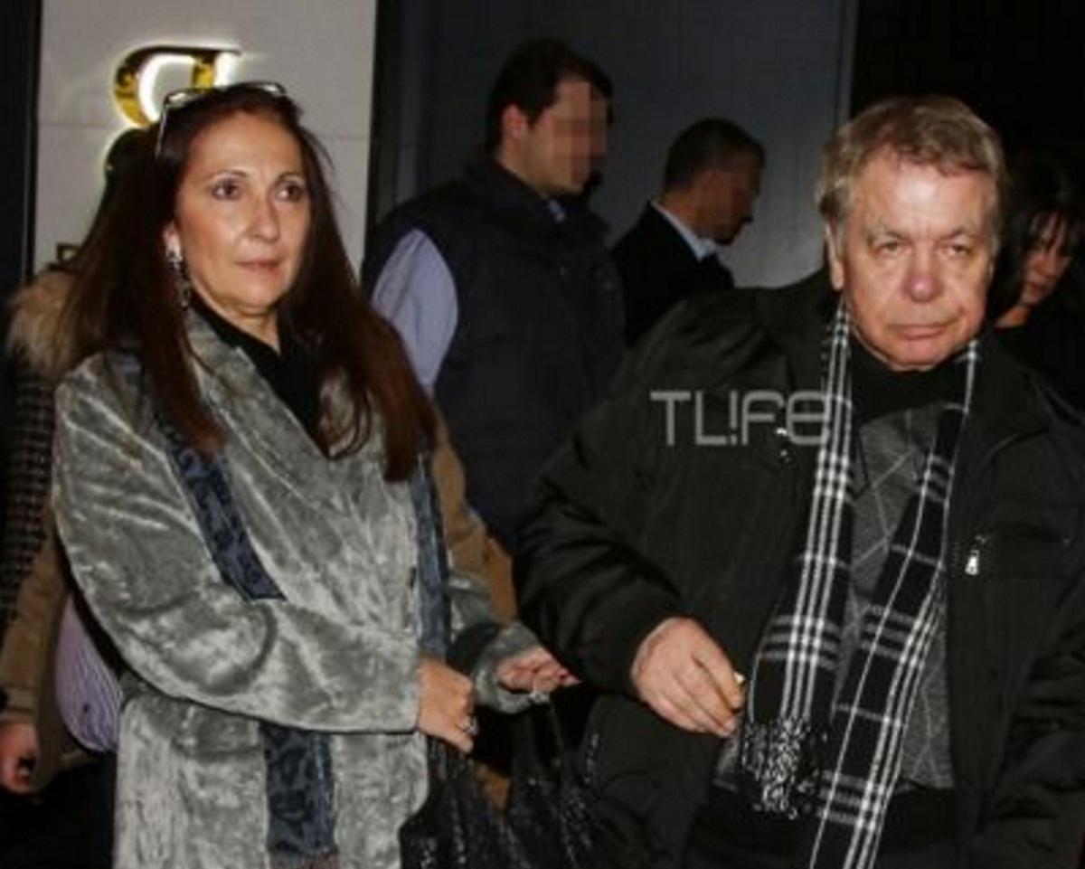"""Γιάννης Πουλόπουλος: Συγκλονίζει η σύζυγός του Μπέττυ: """"Δεν μπορώ ακόμα να τον αποχαιρετίσω""""…"""