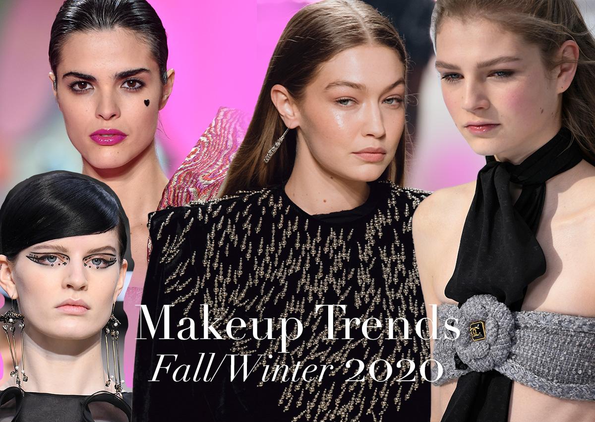 Φθινόπωρο – Χειμώνας 2020: οι 8 μεγαλύτερες τάσεις στο μακιγιάζ!