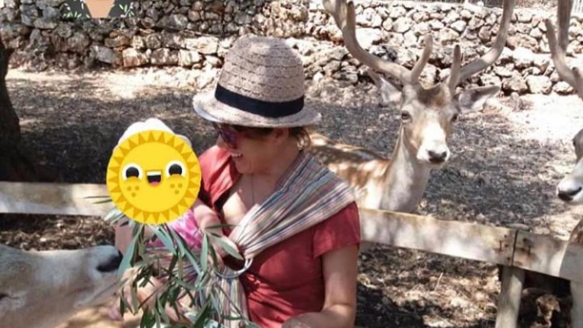 Κλέλια Ρένεση: Οι διακοπές με την κόρη της στη Ζάκυνθο και η δημόσια καταγγελία