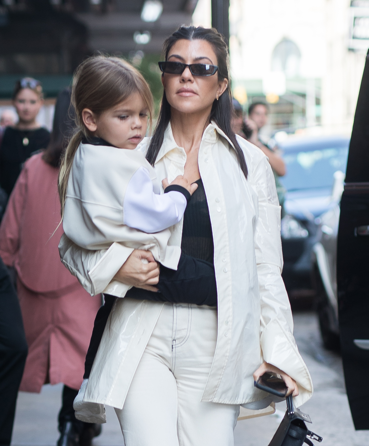 Ο γιος της Kourtney Kardashian έγινε viral γιατί… άλλαξε κούρεμα!