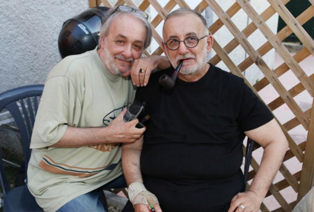 """Ανδρέας Μικρούτσικος: Ραγίζει καρδιές με το αντίο του στην Ειρήνη Ιγγλέση! """"Αγαπηθήκαμε σαν αδέλφια"""""""