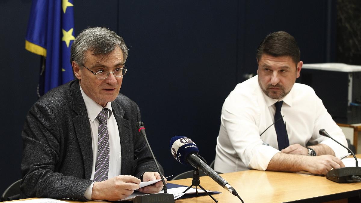 Επιστρέφει ο Σωτήρης Τσιόδρας – Κοινή ενημέρωση για τον κορονοϊό με τον Νίκο Χαρδαλιά