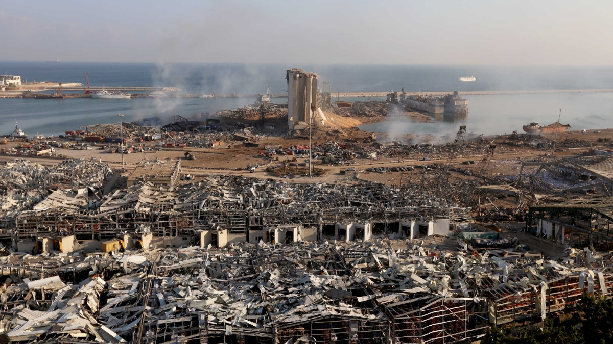 Μια Ελληνίδα ανάμεσα στους νεκρούς από τις εκρήξεις στη Βηρυτό!