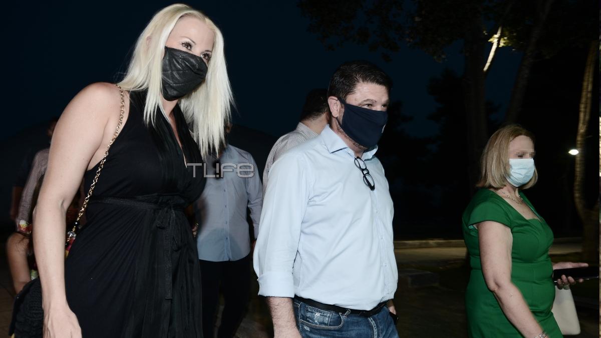 Νίκος Χαρδαλιάς: Με την οικογένεια του στο Δελφινάριο για να δει τον Μάρκο Σεφερλή! [pics]