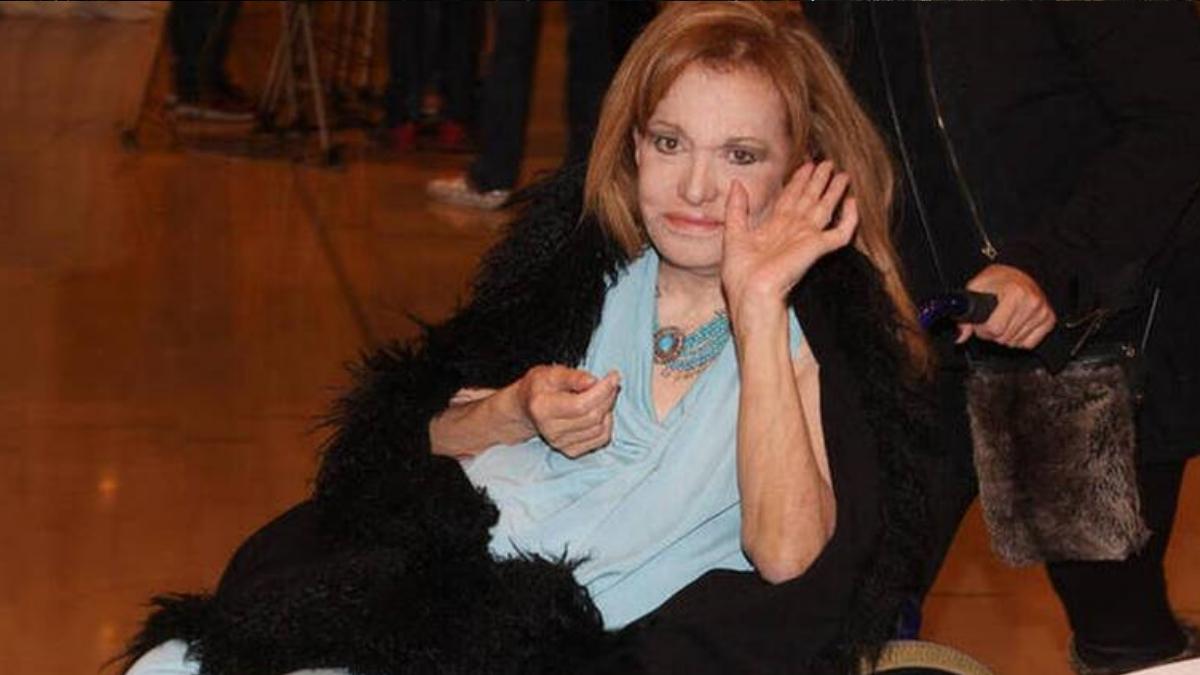 Μαίρη Χρονοπούλου: Τα πρώτα λόγια μετά το εξιτήριο από το νοσοκομείο!