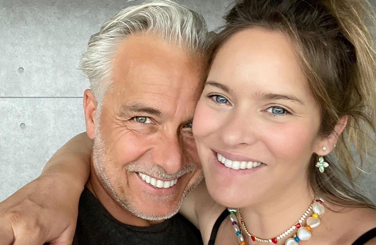 Χάρης Χριστόπουλος – Anita Brand: Έκλεισαν ένα μήνα ευτυχίας! Η τρυφερή φωτογραφία με τον γιο τους