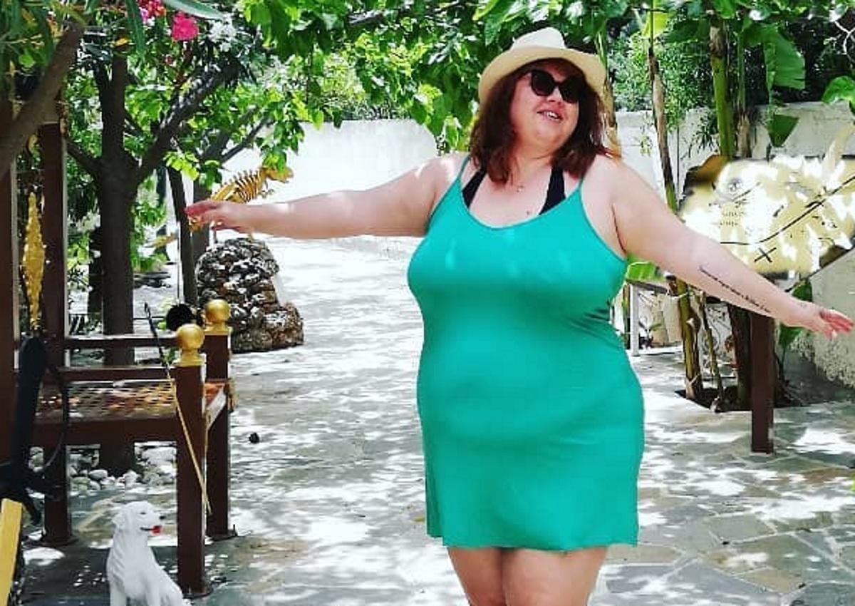 Αντιγόνη Πάντα Χαρβά: Δημοσίευσε την… παραδοσιακή γυμνή φωτογραφία της στο instagram!