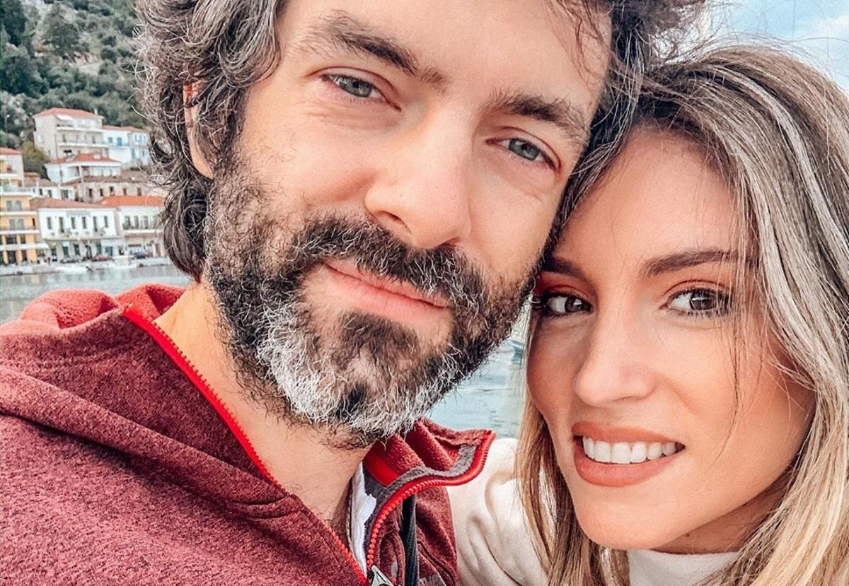 Αθηνά Οικονομάκου – Φίλιππος Μιχόπουλος: Γιορτάζουν επτά χρόνια σχέσης στα Κύθηρα! [pics]