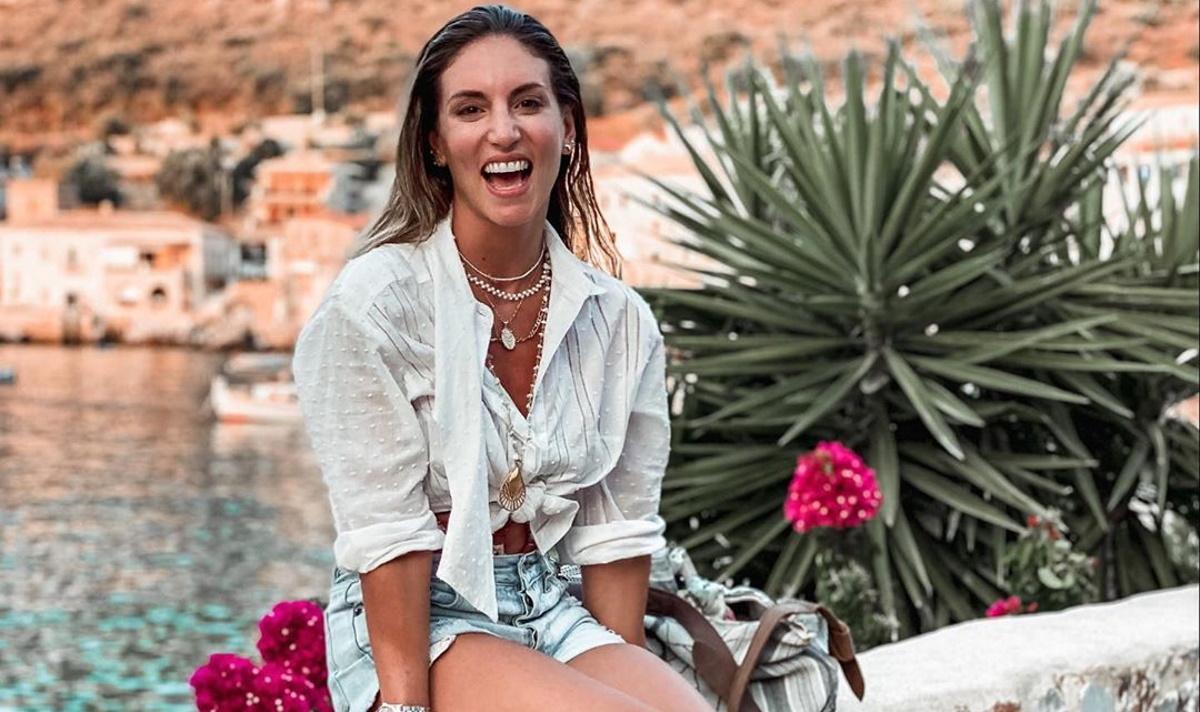 Αθηνά Οικονομάκου: Ερωτευμένη με τις ομορφιές της Πελοποννήσου! Φωτογραφίες