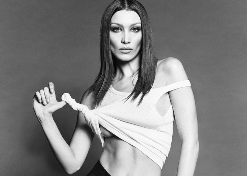 Δες το sexy trend που τόλμησε η Bella Hadid