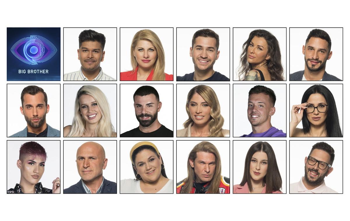 Big Brother: Αυτοί είναι οι 17 παίκτες που μπαίνουν στο σπίτι! Γνώρισε τους λίγο πριν την πρεμιέρα [pics]
