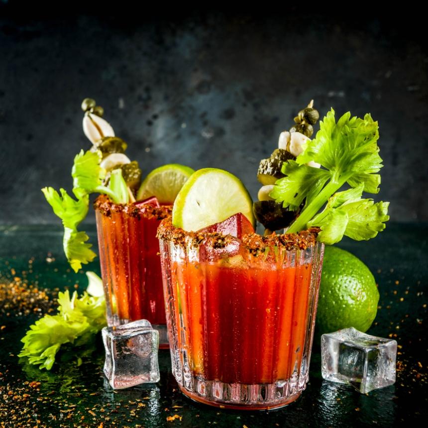 Συνταγή για Bloody Mary