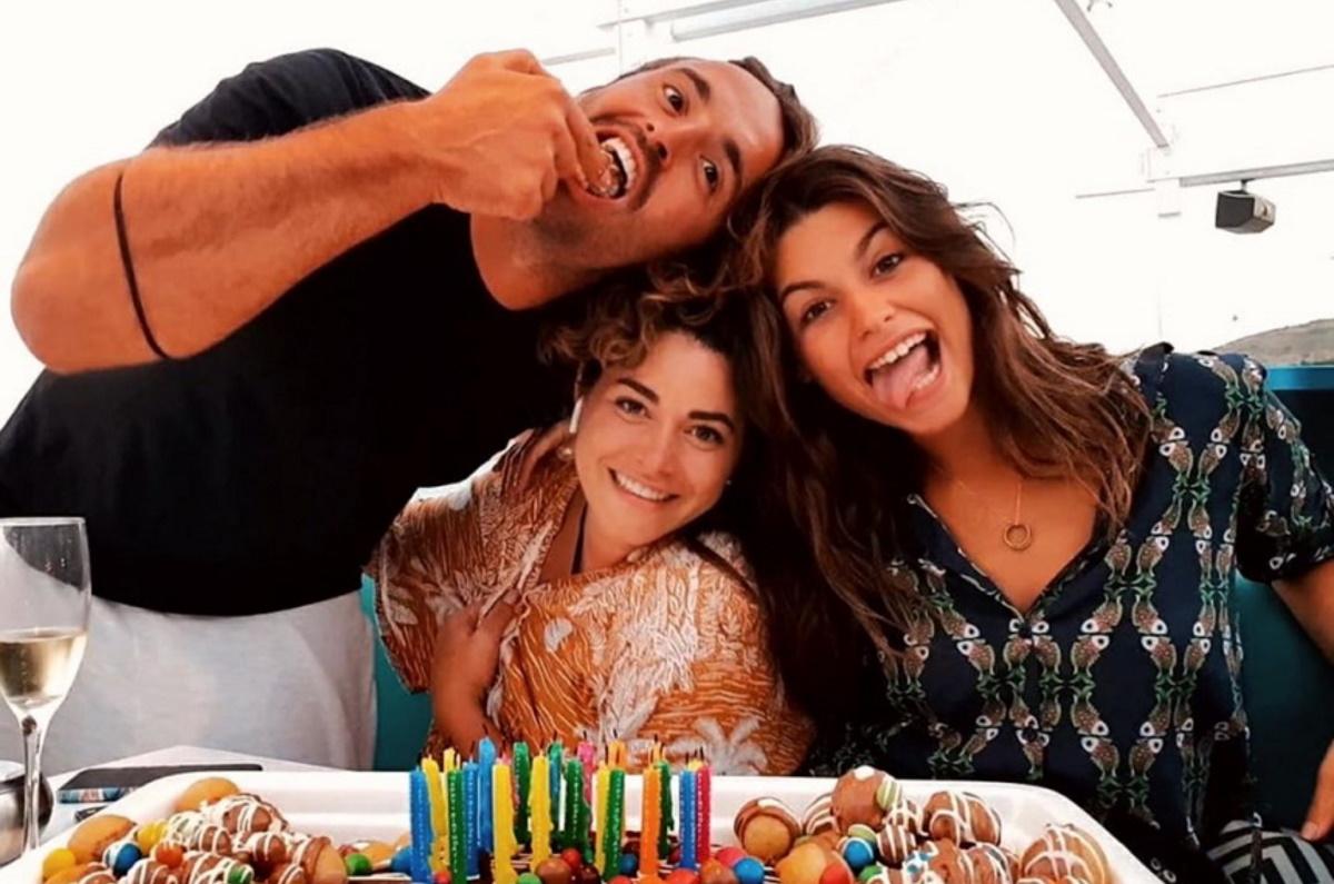 Δανάη Παππά: Το πάρτι γενεθλίων στην Πάρο και οι τρυφερές στιγμές με τον σύντροφό της! [pics,vid]