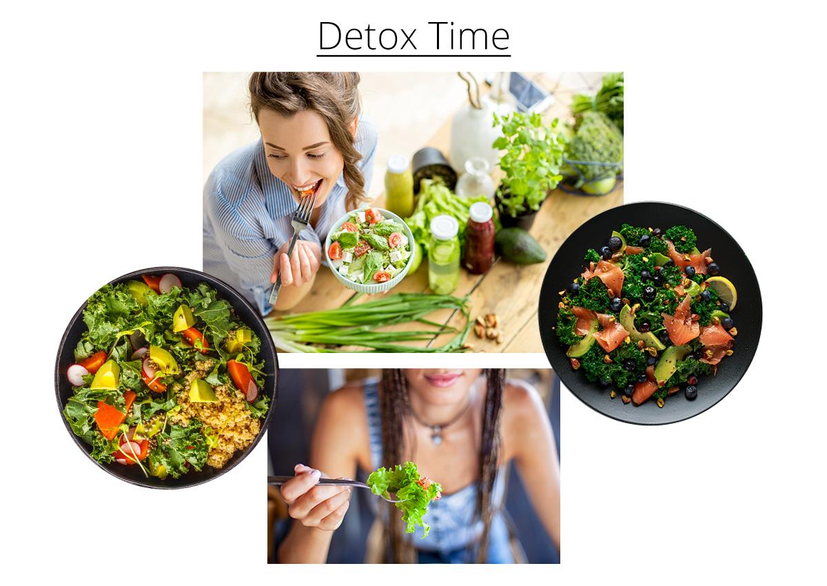 Αποτοξίνωση: 5 γευστικές σαλάτες που μπορείς να ετοιμάσεις σε λίγα λεπτά