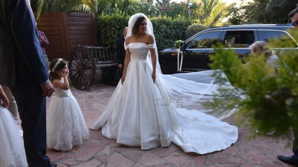 Ναταλία Δήμου: Η ηθοποιός παντρεύτηκε τον εκλεκτό της καρδιάς της σε μια ρομαντική τελετή! Φωτογραφίες