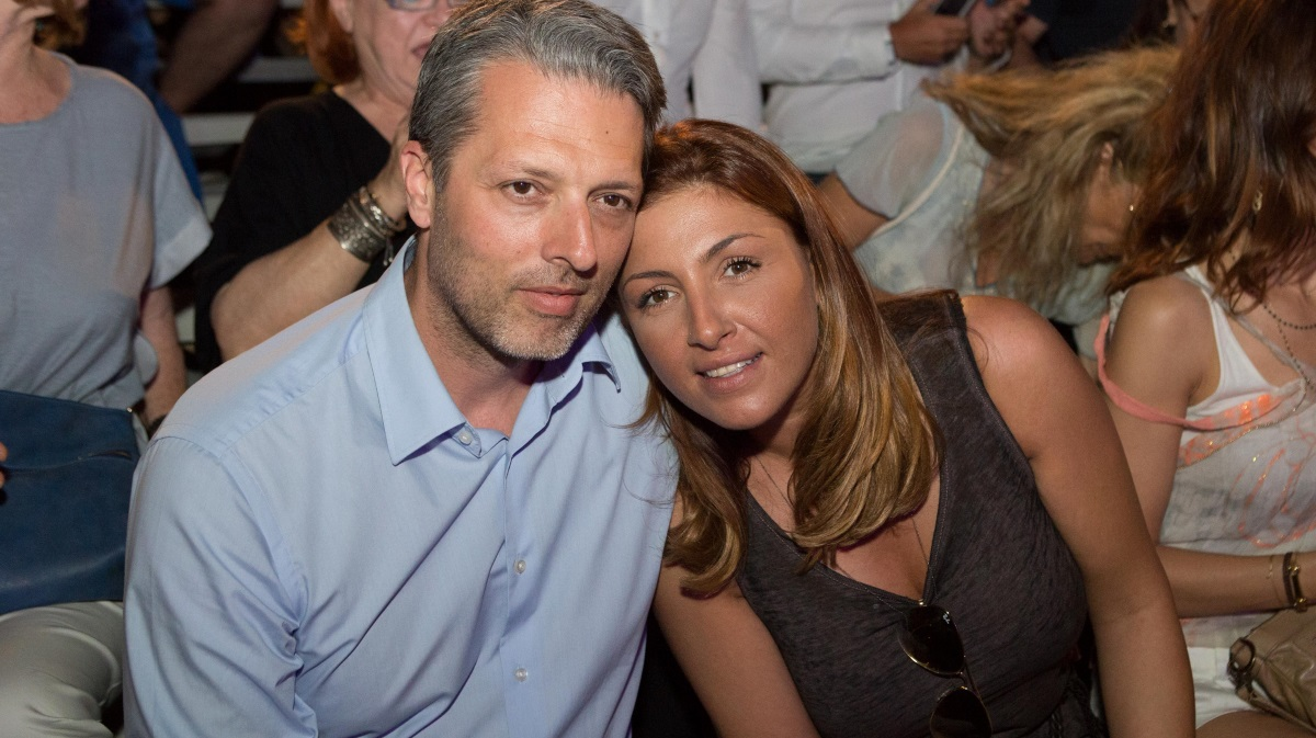 Έλενα Παπαρίζου: Διακοπές με τον σύζυγό της, Ανδρέα Καψάλη, στην Πίνδο [pic]