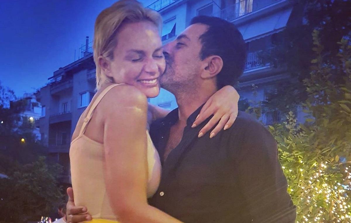 Έλενα Χριστοπούλου: Reunion με τον Στέλιο Κουδουνάρη, λίγο πριν την επιστροφή του My Style Rocks! [pics]