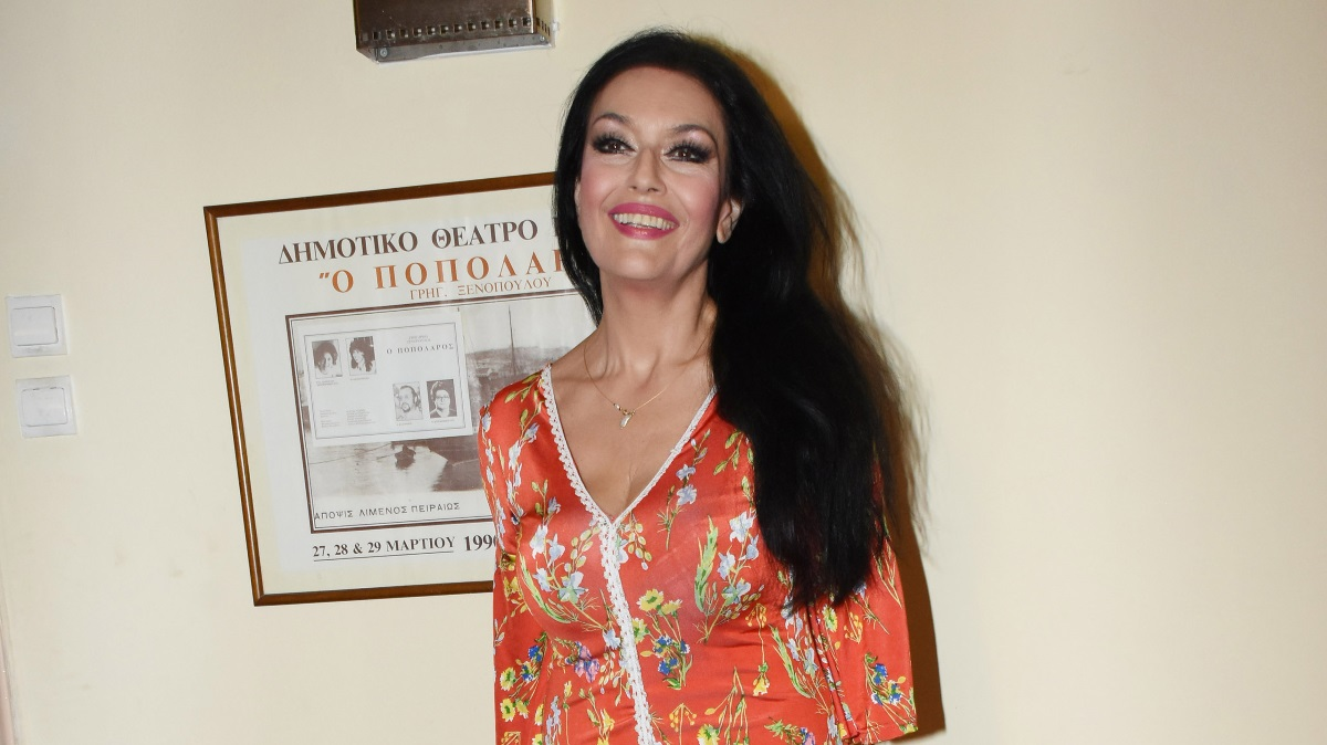 Ελένη Φιλίνη: Η τεράστια αλλαγή που έκανε στα μαλλιά της [video]