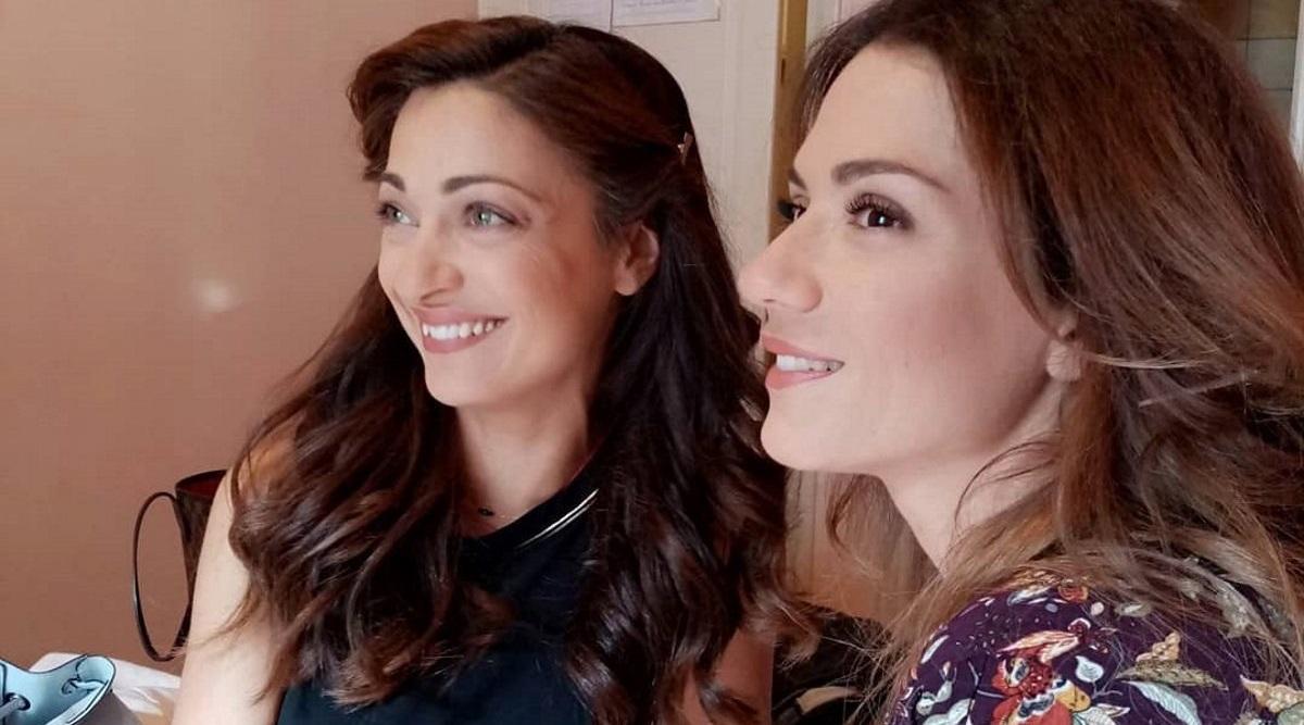 """Βάσω Λασκαράκη – Έμιλυ Κολιανδρή: Η συνάντηση στην Κέρκυρα μετά το τέλος του """"Έρωτας μετά"""" [βίντεο]"""