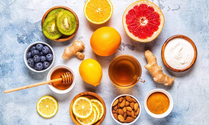 Κορονοϊός: Με αυτές τις τροφές ενισχύεται το ανοσοποιητικό σύστημα ενόψει χειμώνα