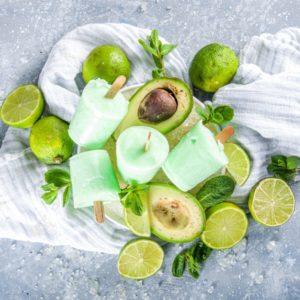 Συνταγή για γρανίτα αβοκάντο με μόλις 5 υλικά