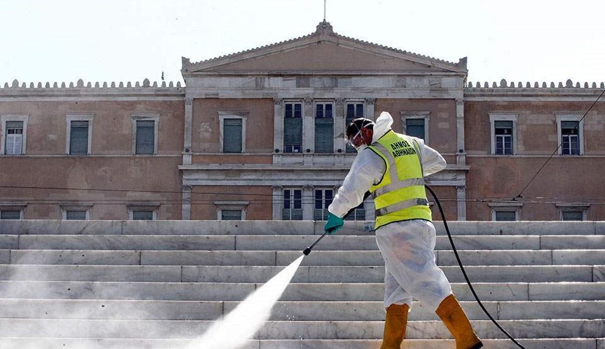 209 νέα κρούσματα του κορονοϊού σήμερα στην Ελλάδα!
