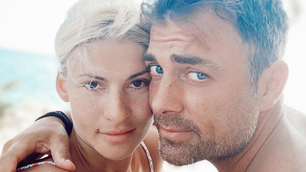 Στέλιος Χανταμπάκης – Όλγα Πηλιάκη: Περνούν ένα μοναδικό καλοκαίρι με τα παιδιά τους στον Βόλο!