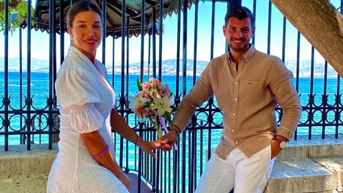 Ισαάκ Σεμερτζίδης: Ο πρώην παίκτης του Power Of Love παντρεύτηκε, λίγο πριν γίνει μπαμπάς!