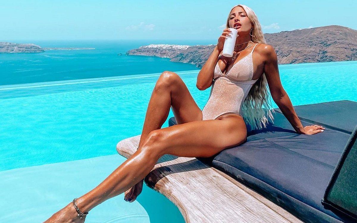 Η Ιωάννα Τούνη βγήκε από την καραντίνα και πήγε… διακοπές! Video | tlife.gr
