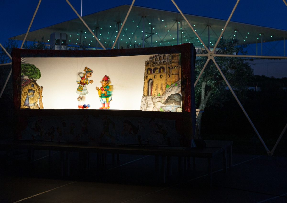 """Θέατρο Σκιών: Κάθε Κυριακή ο """"Καραγκιόζης"""" κάνει την εμφάνιση του στο ΚΠΙΣΝ!"""