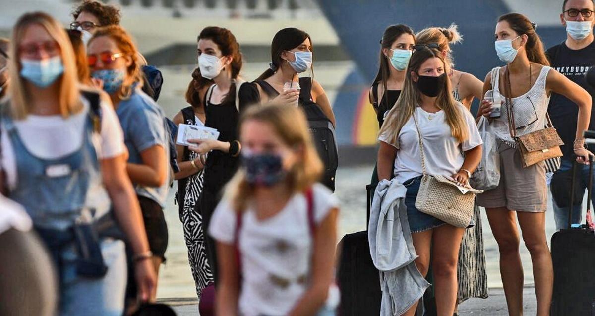 284 νέα κρούσματα κορονοϊού σήμερα στην Ελλάδα