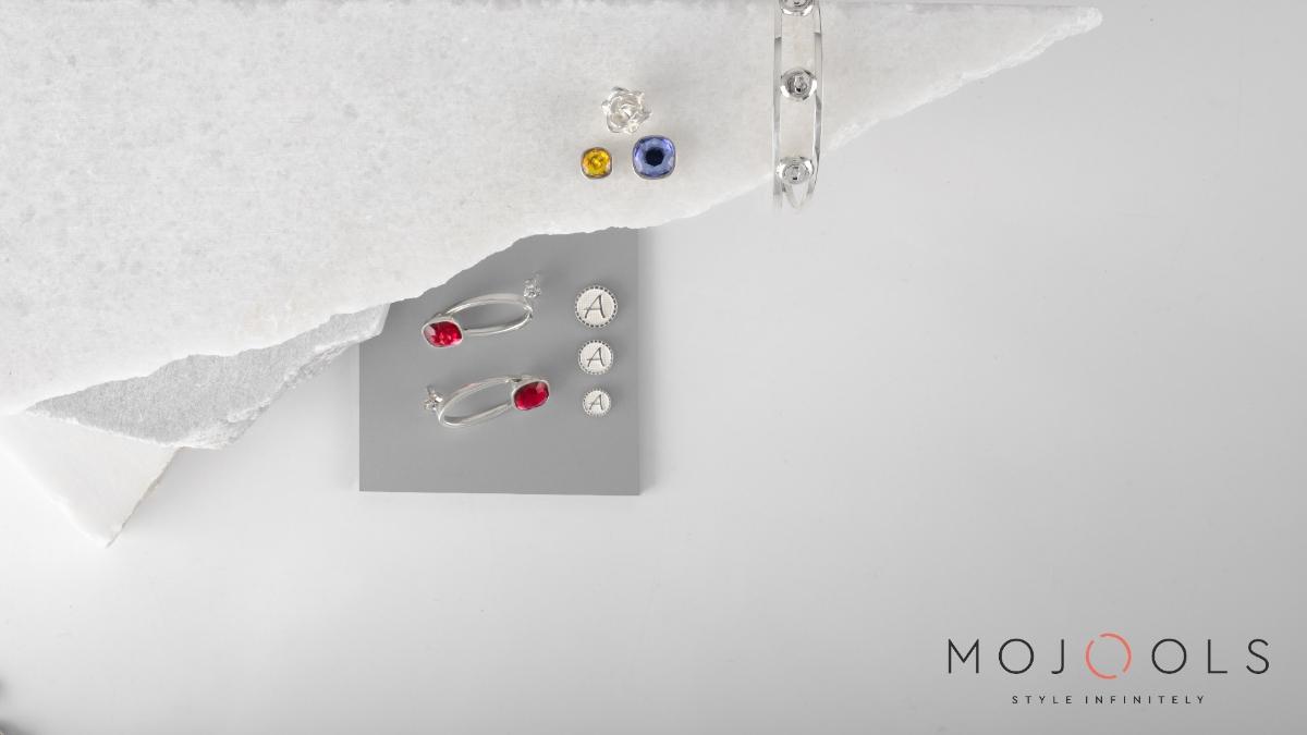 MOJOOLS: Δημιούργησε τα δικά σου, custom κοσμήματα και γίνε ο σχεδιαστής της προσωπικής σου collection!